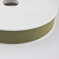Jersey-Schrägband 20mm oliv