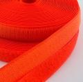 10m Klettband neon orange 20mm