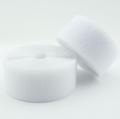 Klettband weiß 30mm Industriequalität Ökotex