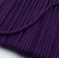 Baumwollkordel lila 3mm