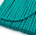 Baumwollkordel aqua grün 3mm