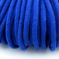 Baumwollkordel blau 5mm mit Kern