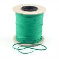 100m Schmuckschnur grün 1,5mm
