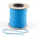 100m Schmuckschnur hellblau 1,5mm