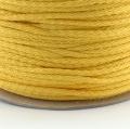100m Kordel PES gelb 4mm