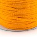 100m Kordel PES papaya 4mm
