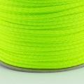 100m Kordel PES neon gelb 4mm