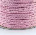 100m Kordel PES rosa 4mm