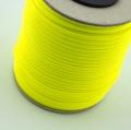 50m Polyesterkordel neon gelb 2,5mm