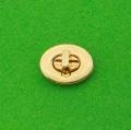 Taschenverschluss gold 27mm x 30mm