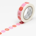10m Washi Tape 15mm Bengt & Lotta Candy