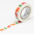 10m Washi Tape 15mm Bengt & Lotta Happy Moose