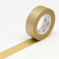 10m Washi Tape 15mm Gold
