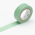10m Washi Tape 15mm Hougan Kusa