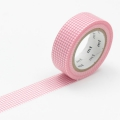 10m Washi Tape 15mm Hougan Peach