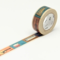 7m Washi Tape 15mm Kids Instrument