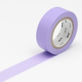 10m Washi Tape 15mm Lavender