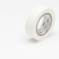 10m Washi Tape 15mm Matte White