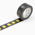 7m Washi Tape 15mm Kids Moon