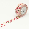 7m Washi Tape 15mm Kids Motif Flower
