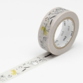10m Washi Tape 15mm Olle Eksel Bird Pencil