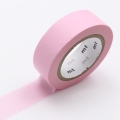 10m Washi Tape 15mm Pastel Pink