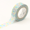 10m Washi Tape 15mm Pool Blue