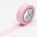 10m Washi Tape 15mm Rose Pink