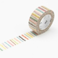 7m Washi Tape 15mm Kids Shima Shima