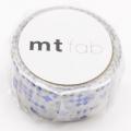 3m Washi Tape mt fab 15mm Star Blue
