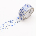 3m Washi Tape mt fab 15mm Star Blue