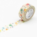 7m Washi Tape 15mm Kids Ten Ten