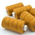 Nähgarn goldgelb Stärke 30 Polyester