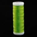 Nähgarn neon grün 200m Farbe 0919