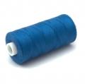 Nähgarn blau 1.000m Farbe 0123