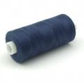 Nähgarn blau-grau 1.000m Farbe 0927