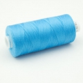 Nähgarn blau 1.000m Farbe 7263