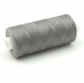 Nähgarn grau 1.000m Farbe 8101