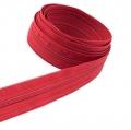 Opti Reißverschluss 3mm rot