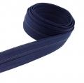 Opti Reißverschluss 3mm nachtblau