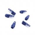 Opti Reißverschluss-Schieber 3mm blau