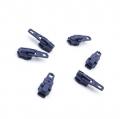 Opti Reißverschluss-Schieber 3mm dunkelblau Col. 7922