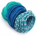 15m Paracord 550 Typ III Mix 13