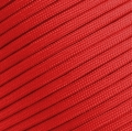25m Paracord 550 Typ III rot
