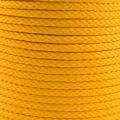 Polypropylen-Kordel 4,5mm gelb