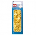 Prym Color Snaps 12,4mm - 30 Stk. banane 393112