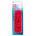 Prym Color Snaps 12,4mm - 30 Stk. rot 393138