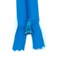10 Reißverschlüsse kräftiges blau 20cm