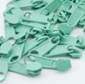 10 Schieber aqua grün 3mm