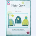 Mister Comet, Hoodie, Papierschnittmuster